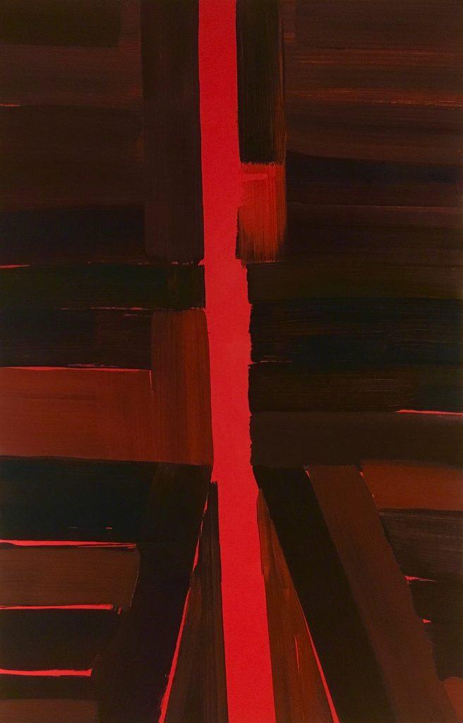 Peter Arnesson - oljemålning